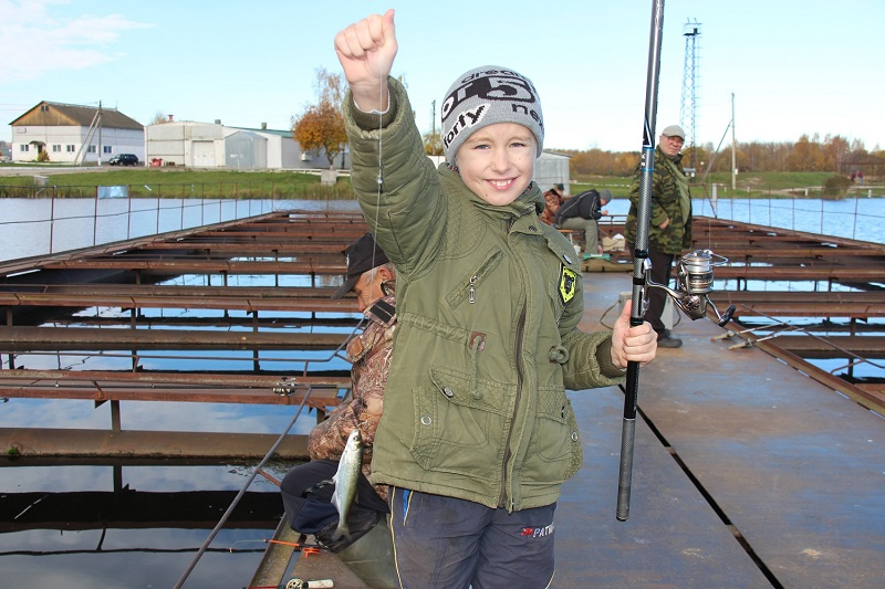 Хорошие места рыбалки смоленской области